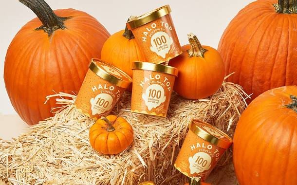 Halo Top releases seasonal Pumpkin Pie flavour in Canada
