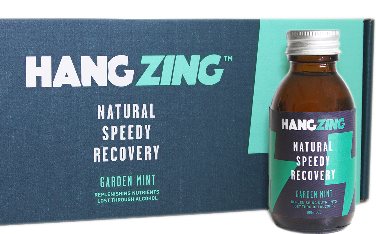 HangZing introduces drinkable anti-hangover supplement line