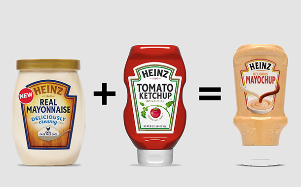 Kraft Heinz to release Mayochup sauce blend in the US