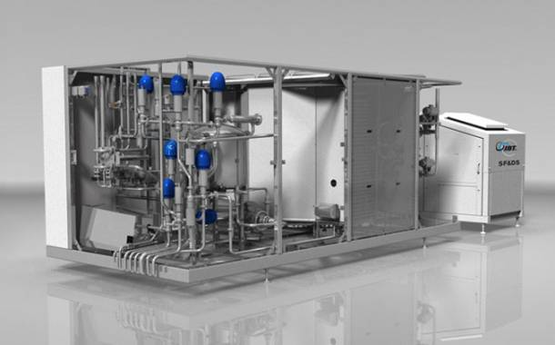 JBT unveils SteriCompact UHT system for smaller pack sizes
