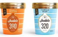Jude's unveils four-strong ice cream line with no added sugar