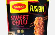 Nestlé releases Maggi Fusian noodle pots in the UK