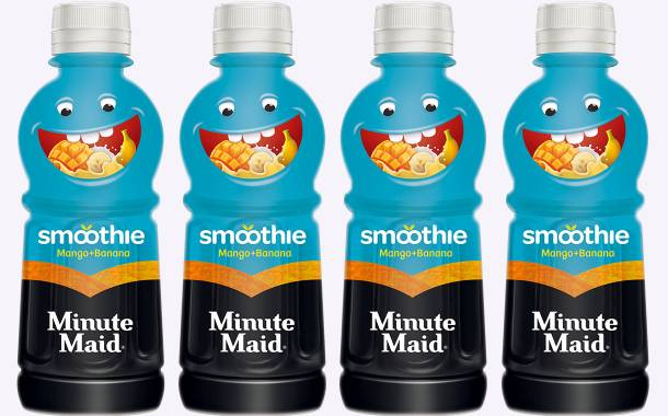 Coca-Cola India launches Minute Maid Smoothie with fruit juice