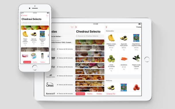 Walmart strikes $225m deal for grocery delivery app Cornershop