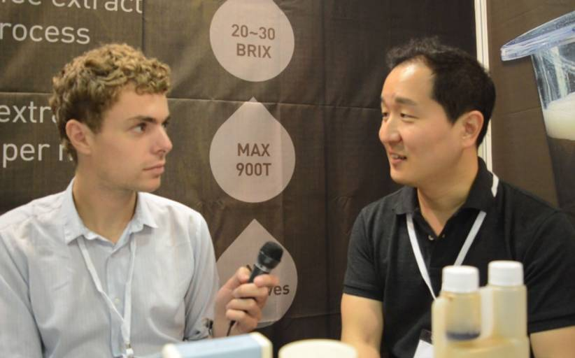 Interview: Nextbio develops new way of creating cold brew coffee