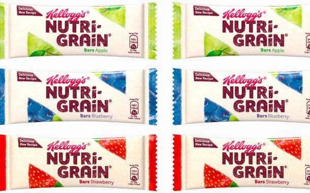 Kellogg's reformulates and relaunches Nutri-Grain bars