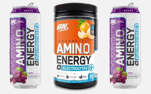 Optimum Nutrition releases new products with added electrolytes