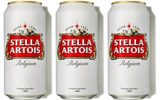 AB InBev aims to highlight Stella Artois heritage with new designs