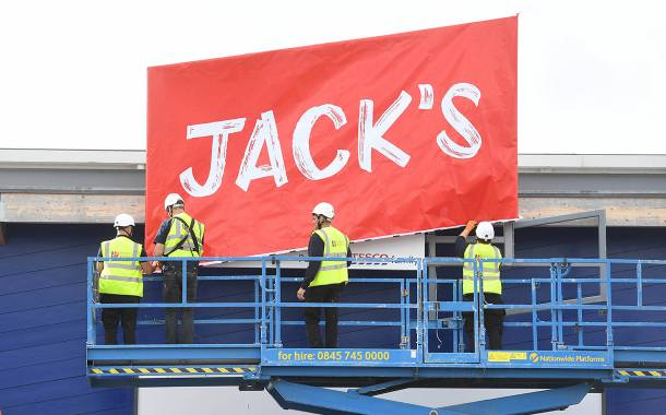 Tesco launches Jack's discount chain to rival Aldi and Lidl