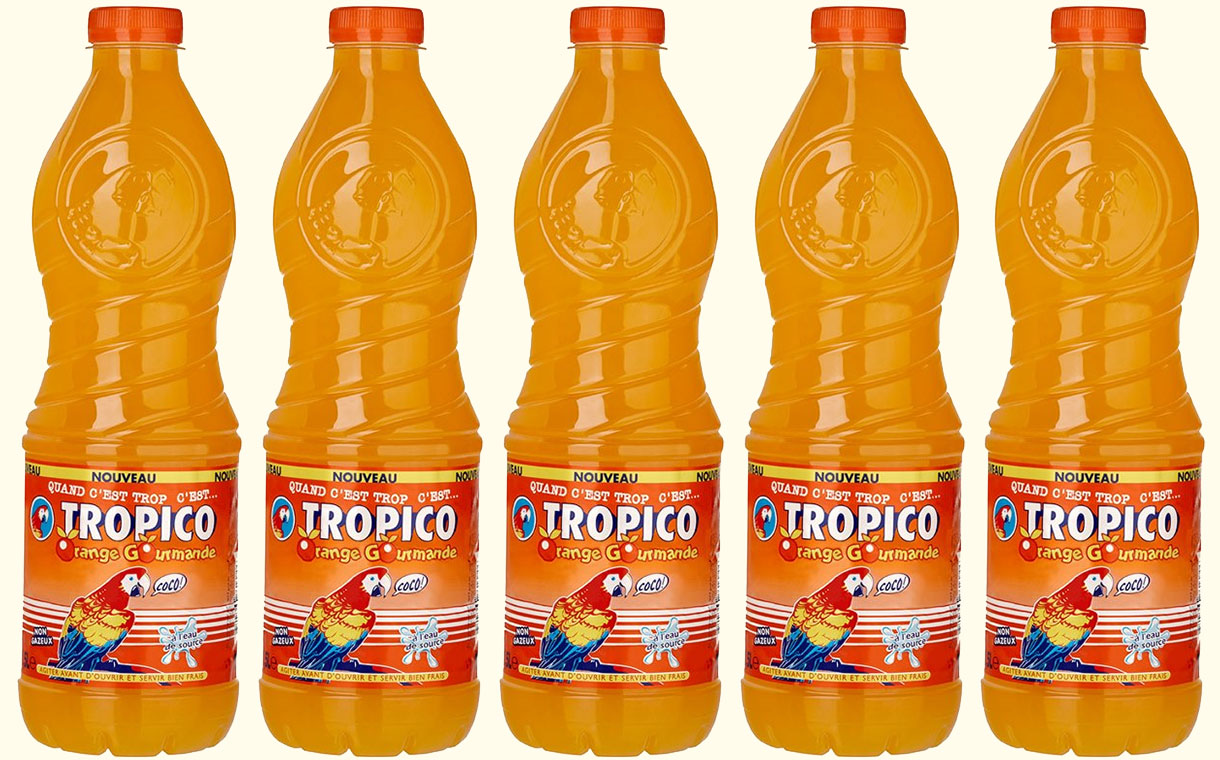 Coca-Cola buys France's Tropico to grow in the fruit drinks market