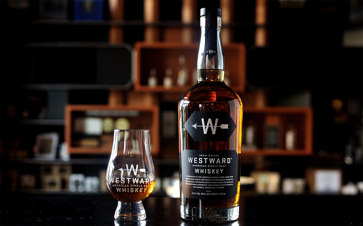 Diageo's Distill Ventures acquires stake in whiskey brand Westward