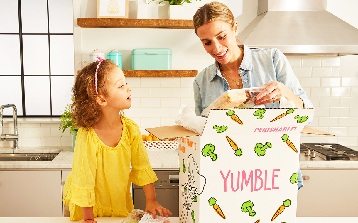 Yumble receives $8.5m in funding round led by Sonoma