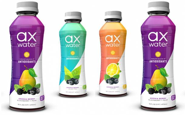 Ax-water re-branding pays off as the range gains traction