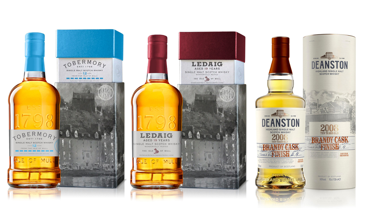 Distell reveals six limited-edition malt whisky releases for 2018