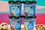Ben & Jerry's releases four new light ice cream flavours