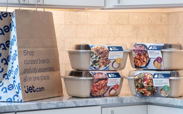 Blue Apron to sell its meal kit line through Walmart-owned Jet.com
