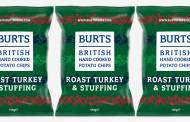 Burts Chips releases limited-edition festive crisp flavour