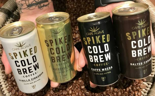 Cafe Agave introduces range of alcoholic cold brew coffees in US