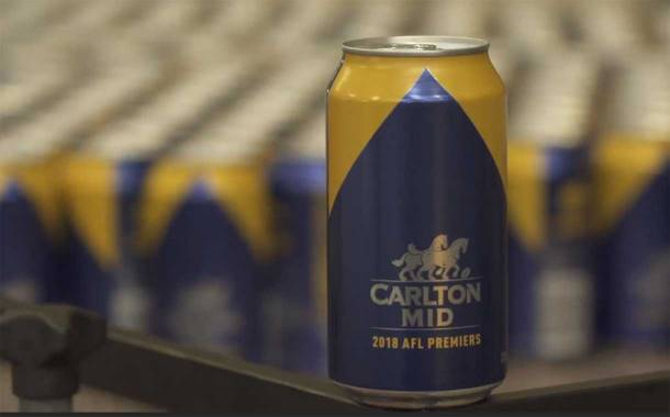 CUB launches West Coast Eagles beer cans after premiership win