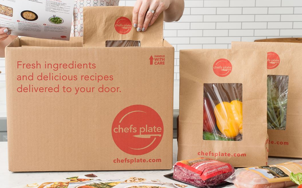HelloFresh acquires Canadian meal kit company Chefs Plate
