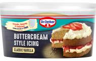 Dr. Oetker launches ready-to-use buttercream-style icing line in UK