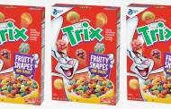 General Mills to reintroduce Trix cereal with fruity shapes