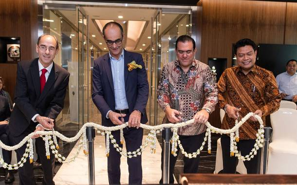 Givaudan opens new $2.89m development centre in Indonesia