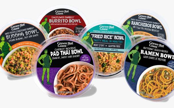 Green Giant Fresh releases new vegetable meal bowls