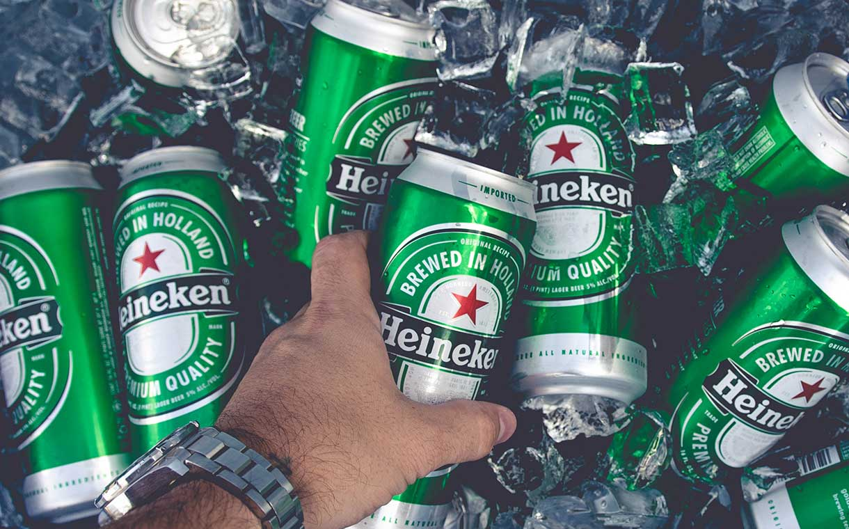 Heineken boosted by core beer brands in strong full-year results