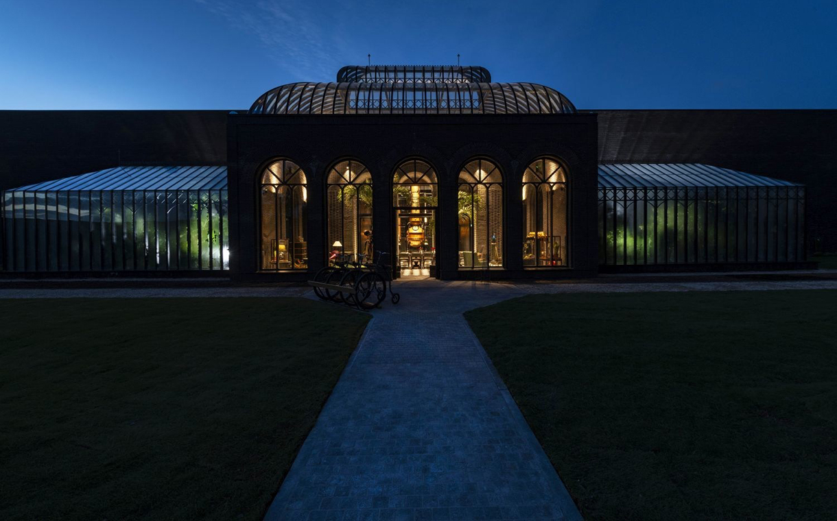 Hendrick's opens £13m 'Gin Palace' as demand for gin surges