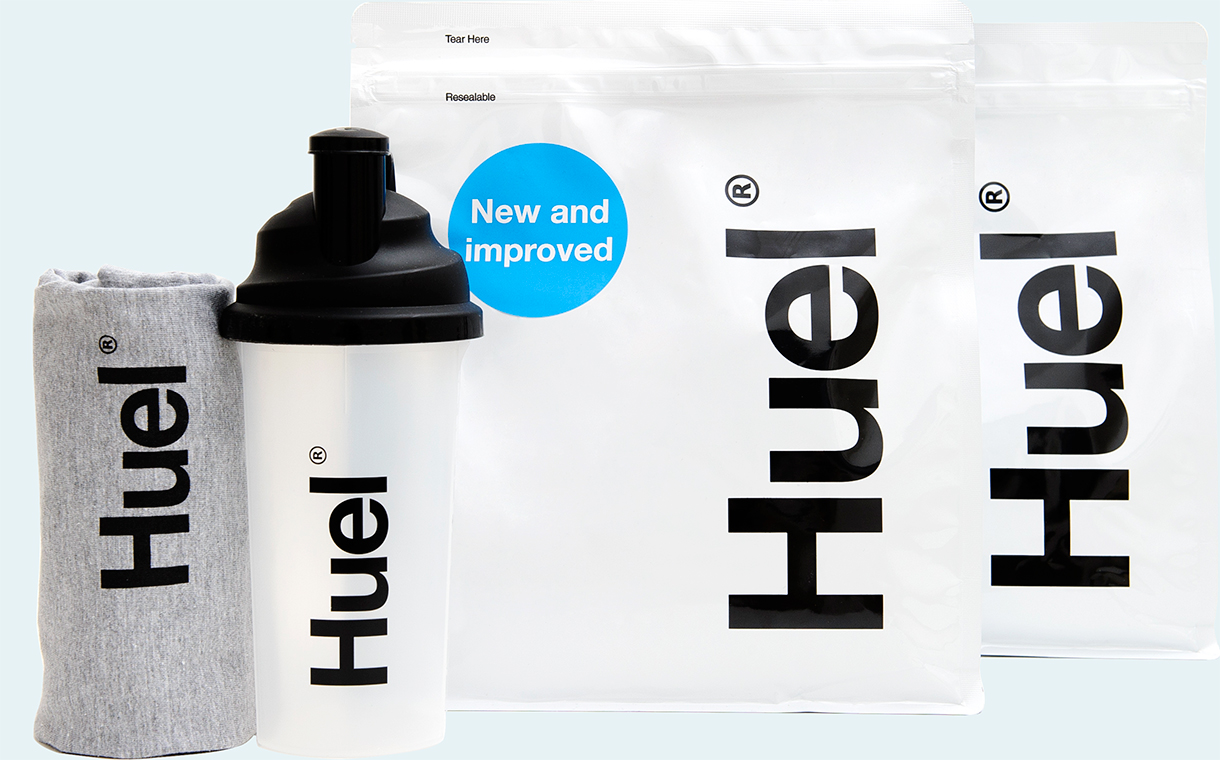 Huel partners with JD.com to sell its powdered food range in China