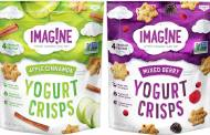 PepsiCo unveils Imagine snacks made with yogurt and cheese