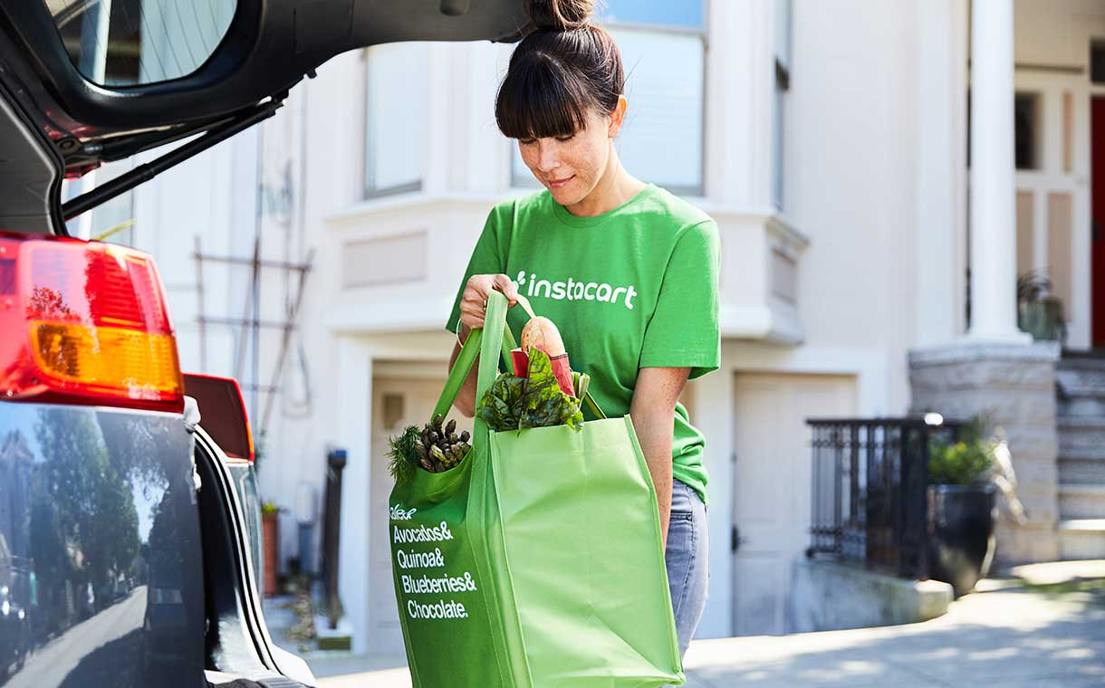 Instacart now valued at $7.6bn following $600m funding round