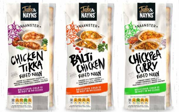 Jake & Nayns' launches updated packaging for its Naansters line