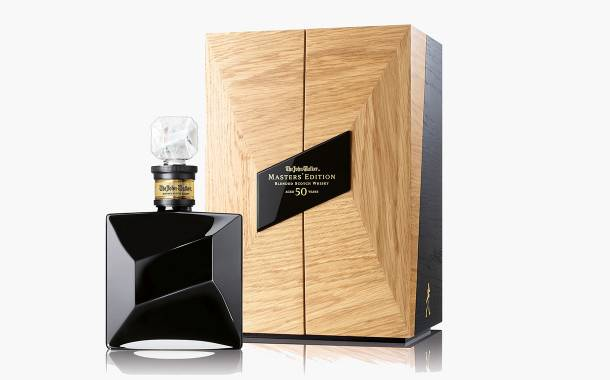 Johnnie Walker creates 50-year-aged Masters' Edition whisky