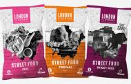 London Flavours releases street food-inspired crisp range
