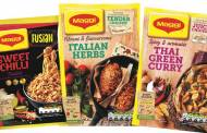 Nestlé updates range of Maggi recipes alongside new packaging