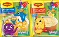 Nestlé Middle East releases new Maggi soups for children