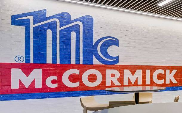 McCormick records 11.9% net sales rise in full-year results