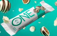 One Brands debuts new white chocolate truffle protein bar