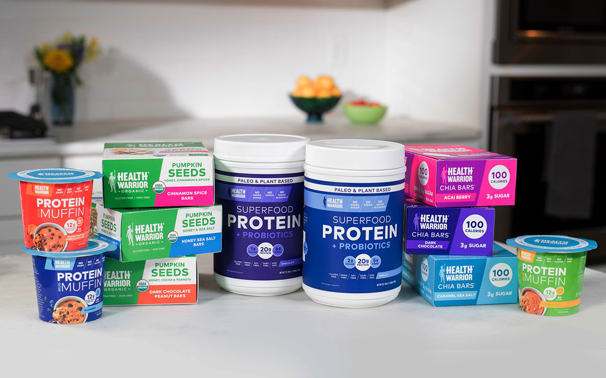 PepsiCo acquires plant-based superfood brand Health Warrior