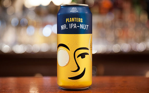 Planters releases limited-edition peanut-flavoured IPA