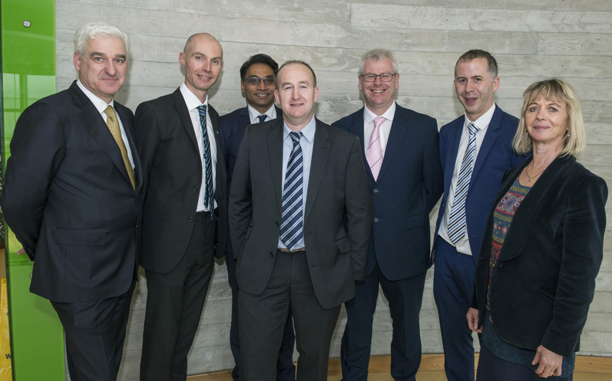 40m euro VistaMilk dairy research centre opened in Ireland