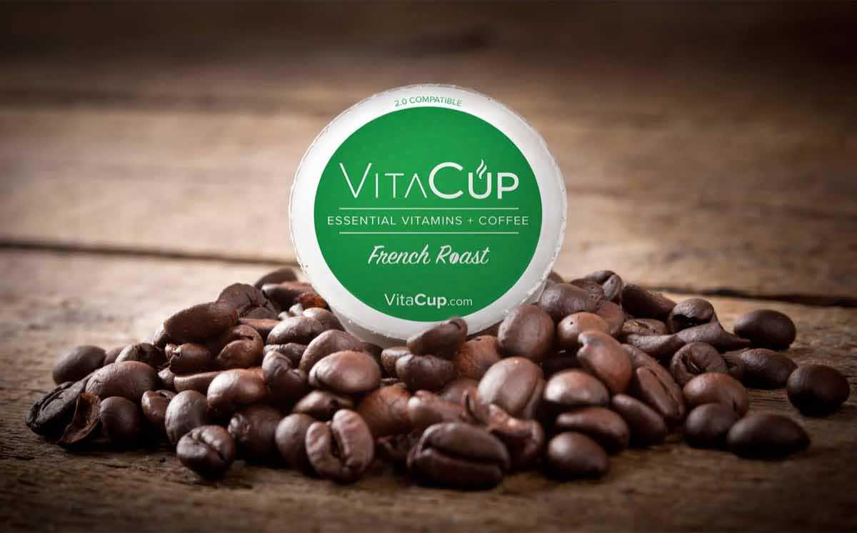 Vitamin coffee pod manufacturer VitaCup secures financial backing