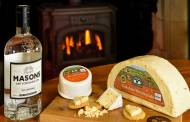 Wensleydale Creamery partners with Masons for new gin cheese