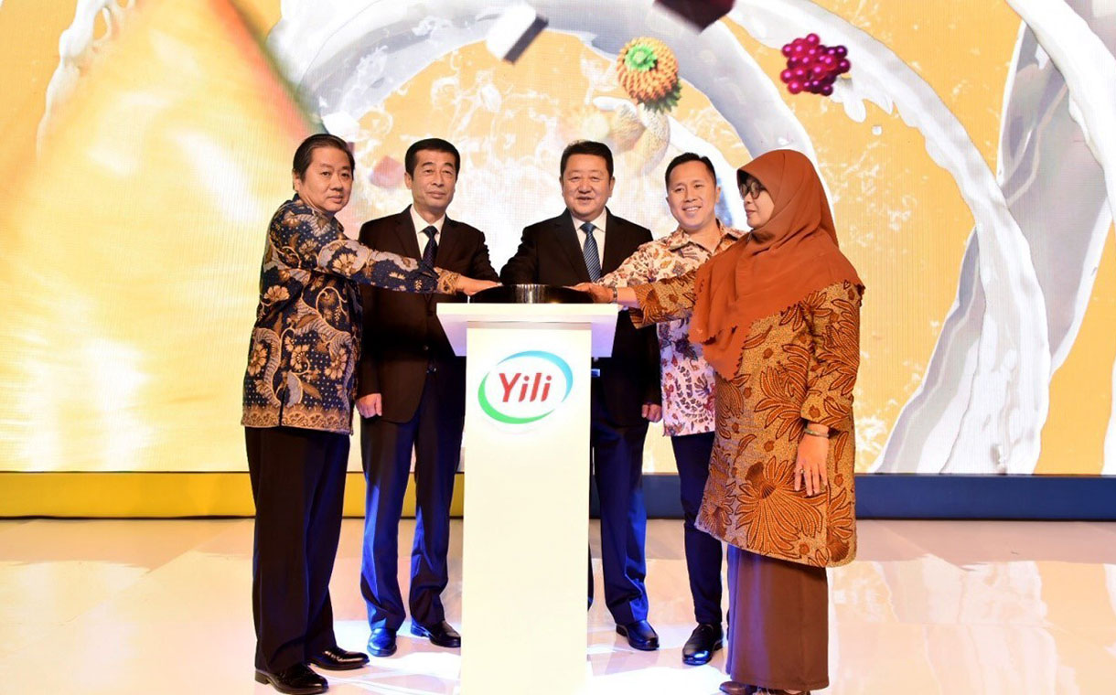 Yili releases new Joyday ice cream brand in Indonesia