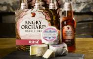 Angry Orchard and Crown Finish create cider-washed cheese
