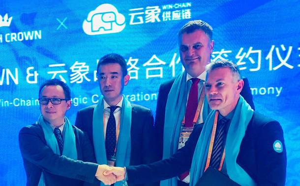 Danish Crown agrees 300m euro supply deal with Alibaba