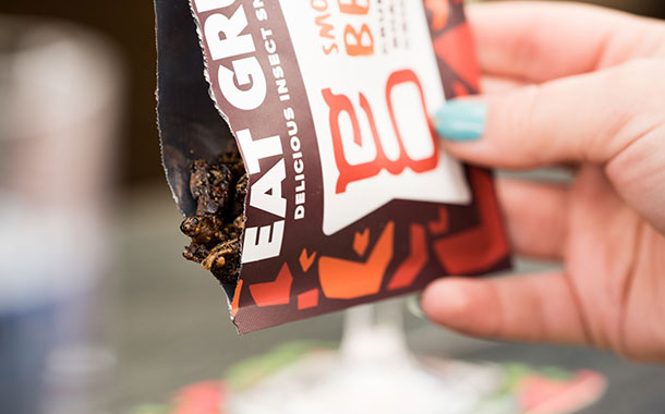 Sainsbury's first UK supermarket to stock edible insects