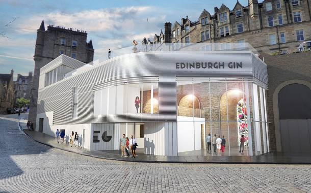 Edinburgh Gin reveals plans for new distillery and visitor centre